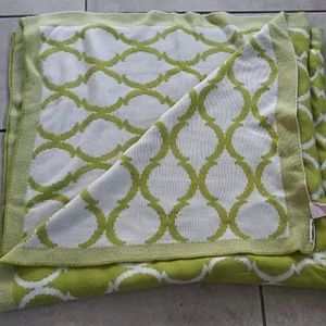 Pier 1 Imports throw blanket